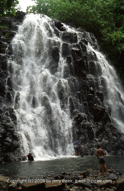 Kepiroki Waterfall