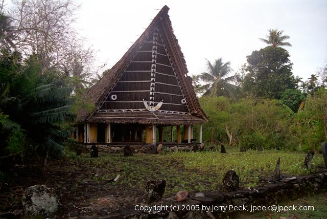 Bechiyal Cultural Center, Yap