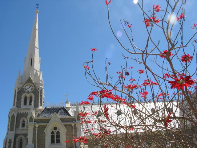 Church at Graaff-Reinet