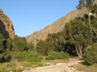 Montagu mountain reserve