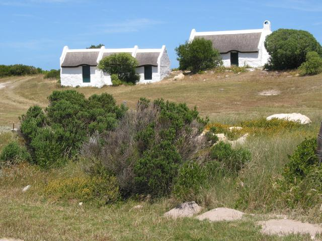 Cottages at Struisbaai