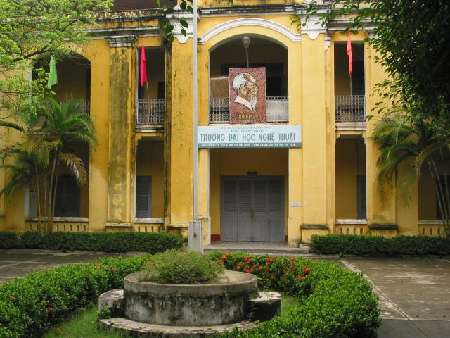 College of Arts of Hue